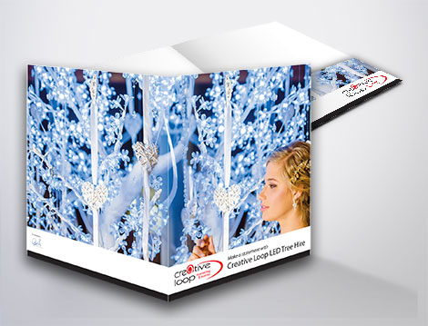 Presentations Folders designed by GGA Graphics
