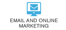 GGA offers Email and Online Marketing