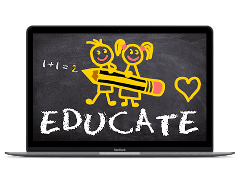 Educate to get more likes on Facebook
