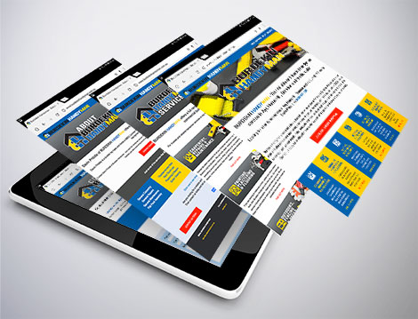 Burdekin Handyman website designed by GGA Graphics